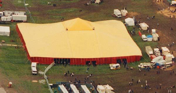 Big Top 60mx60m Matterley Bowl