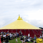 Big Top Sherborne Castle