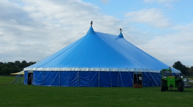 Blue Big Top
