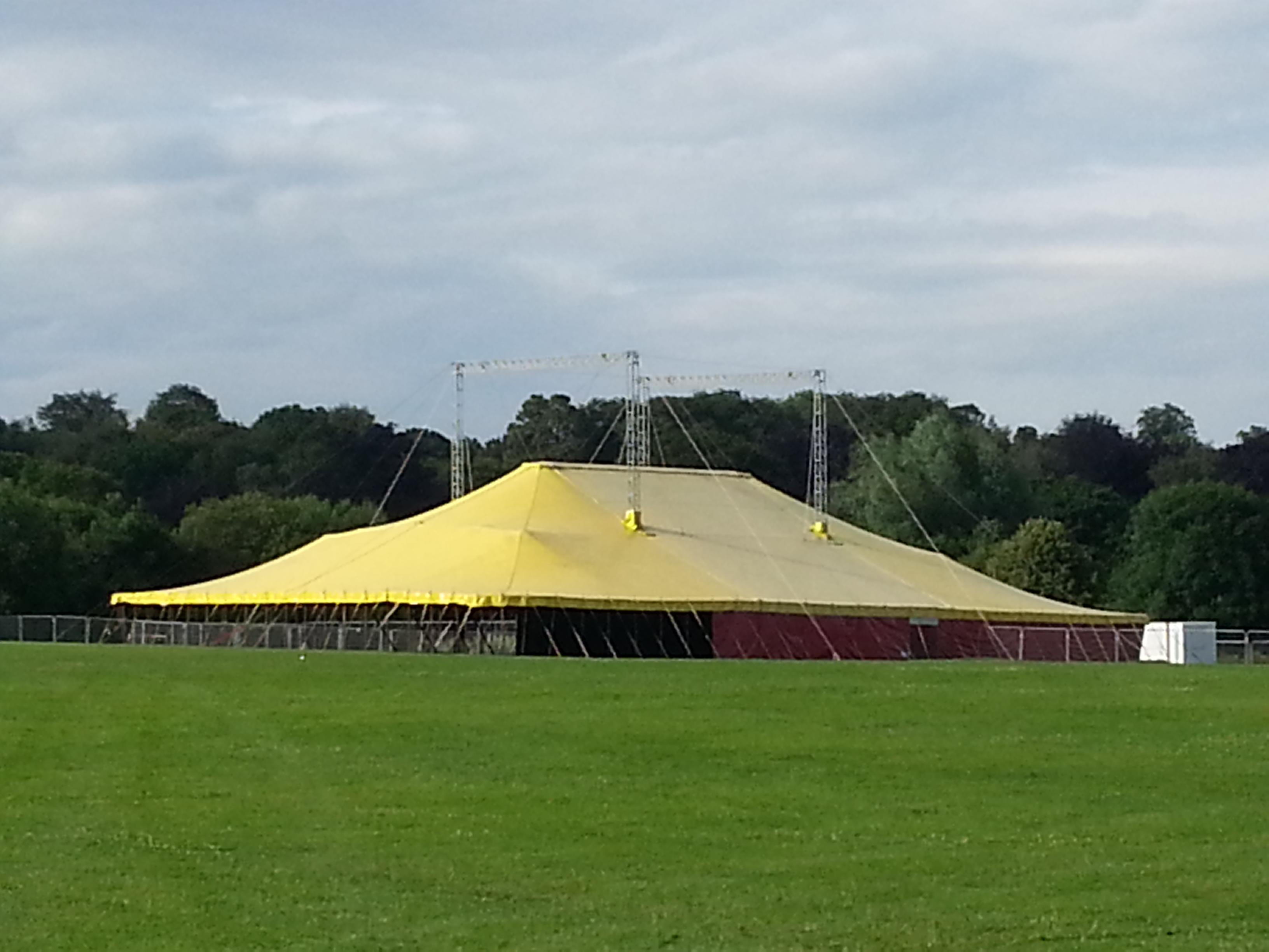 Circus Tent Hire Wiltshire & Circus Tent Hire Wiltshire | Albion Woods