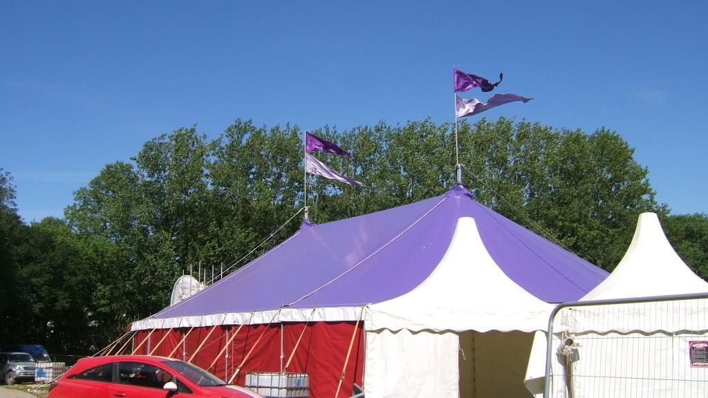 Purple 15x24