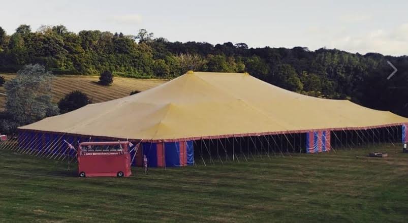 Big Top Tent 54m System
